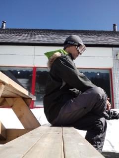 スキー 姿勢 ストレッチ
