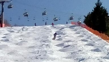 スキー 膝痛 原因
