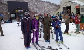 スキースクール 湯沢 動作力