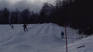 体玄塾 スキー 子供