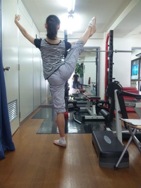 大人からのバレエには欠かせない、動作のリンクと背骨の生理的わん曲