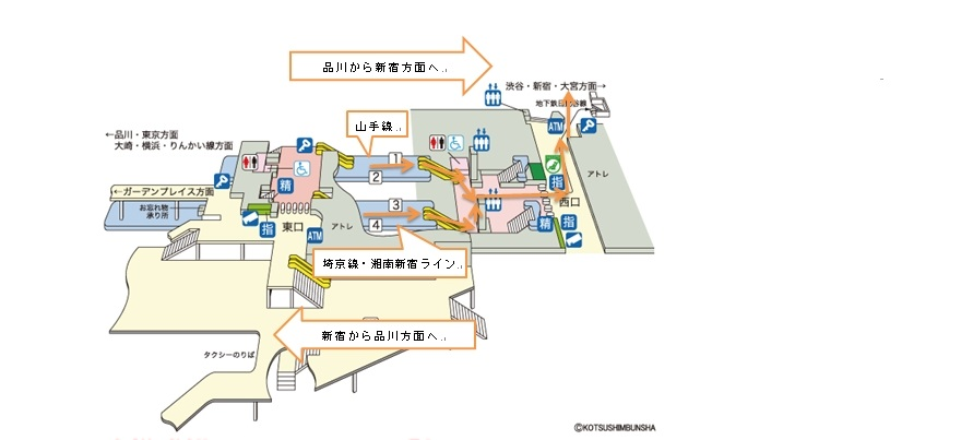 JR「恵比寿駅」西口から徒歩8分