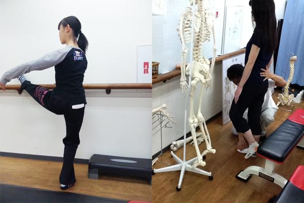 片脚立ち姿勢と歩行が姿勢矯正の鍵をにぎる