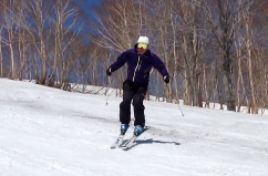 動作力スキーセミナー ドリル