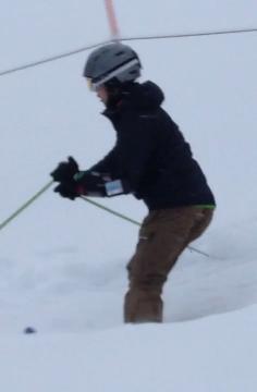 スキー トレーニング スクワット